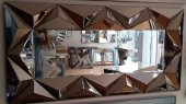Modern Duvar Aynası T03