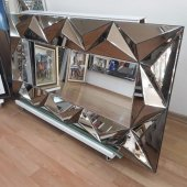 Modern Duvar Aynası T01