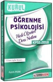 Süvari Akademi Kpss Kurul Öğrenme Psikolojisi Ders Notları