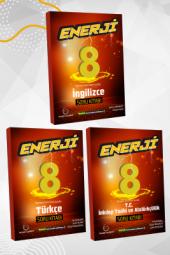 Enerji 8. Sınıf Sözel Tamamı Yeni Nesil Soru Kitabı Seti Palme