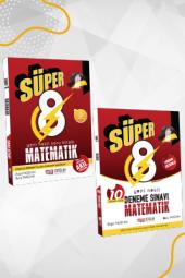 Süper 8. Sınıf Yeni Nesil Matematik Soru +...