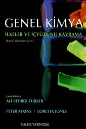 Genel Kimya İlkeler Ve İçyüzünü Kavrama Palme Kitabevi