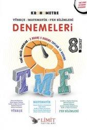 8. Sınıf Kronometre Tmf Denemeleri Limit...