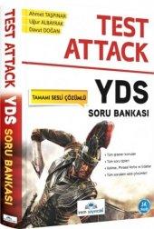 Yds Test Attack Soru Bankası İrem Yayıncılık