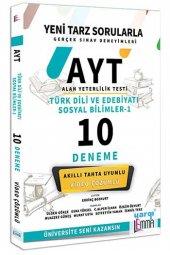 Ayt Türk Dili Ve Edebiyatı Sosyal Bilimler 1 10...