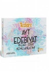 Ayt Tezkire Edebiyat Yazar Eser Konu Anlatımı...