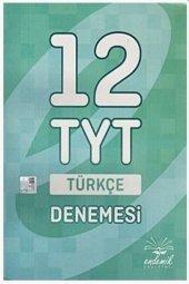Tyt Türkçe 12 Denemesi Endemik Yayınları