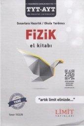 Tyt Ayt Fizik El Kitabı Limit Yayınları
