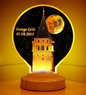 Yeni Galata Kulesi Kişiye Özel İsimli Led...