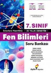 7.sınıf Fen Bilimleri Soru Bankası Aydın...