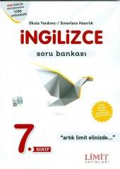 7.sınıf İngilizce Soru Bankası Limit Yayınları...