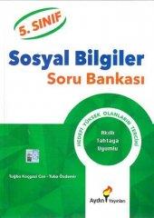 5.sınıf Sosyal Bilgiler Soru Bankası Aydın...