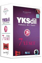 Yksdil Yabancı Dil Testi 7 Li Test Diamond...