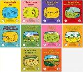 Cin Ali Serisi 10 Kitap Cin Ali Yayınları