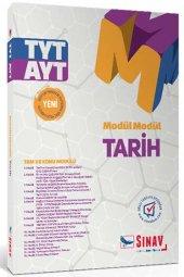 Tyt Ayt Tarih Modül Modül Sınav Yayınları