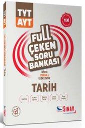 Tyt Ayt Tarih Full Çeken Soru Bankası Sınav...