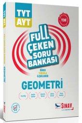 Tyt Ayt Geometri Full Çeken Soru Bankası Sınav...