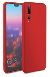 Huawei P20 Premier Silikon Arka Koruma-4