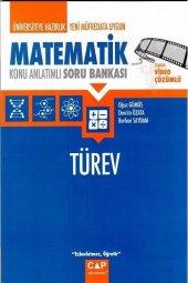 Matematik Türev Konu Anlatımlı Soru Bankası Çap...