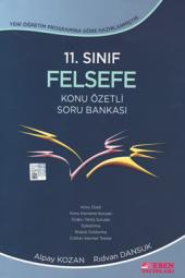 11. Sınıf Felsefe Konu Özetli Soru Bankası Esen Yayınları