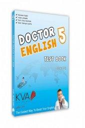 5. Sınıf Doctor English Test Book Koray Varol Akademi Yayınları