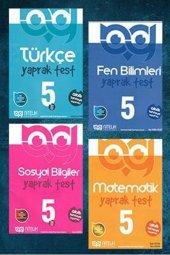 Nitelik Yayınları 5. Sınıf Tüm Dersler Yaprak...