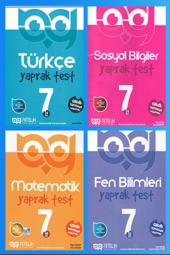 Nitelik 7. Sınıf Türkçe, Sosyal Bilimler,...
