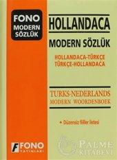 Hollandaca Modern Sözlük Hollandaca Türkçe...