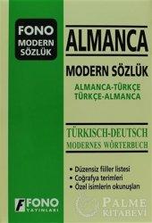 Almanca Modern Sözlük Almanca Türkçe Türkçe...