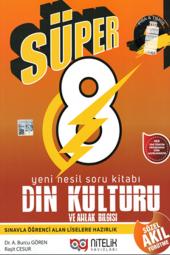 Süper 8. Sınıf Din Kültürü Ve Ahlak Bilgisi...