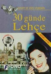 30 Günde Lehçe (Kitap + 3 Cd) Fono Yayınları