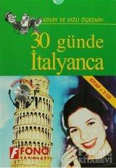 30 Günde İtalyanca (Kitap + 3 Cd) Fono...