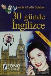 30 Günde İngilizce (Kitap + 2 Cd) Fono...
