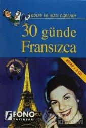 30 Günde Fransızca (Kitap + 3 Cd) Fono...