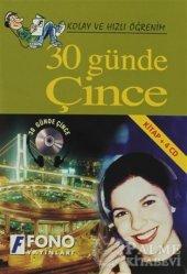 30 Günde Çince (Kitap + 4 Cd) Fono Yayınları