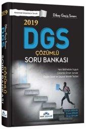 2019 Dgs Çözümlü Soru Bankası İrem Yayıncılık...