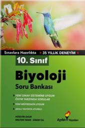 10. Sınıf Biyoloji Soru Bankası Aydın Yayınları...