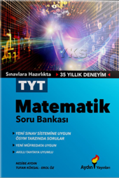 Tyt Matematik Soru Bankası Aydın Yayınları