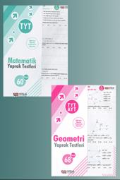Tyt Matematik, Geometri Yaprak Test Seti...