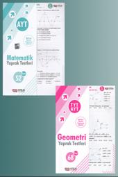 Ayt Matematik, Geometri Yaprak Test Seti...
