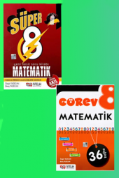8. Sınıf Süper Yeni Nesil Görev Matematik Konu...