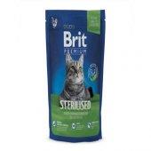 Brit Premium Cat Sterilised Yetişkin Kısır Kedi Ma...