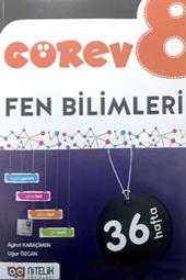 8. Sınıf Görev Fen Bilimleri Nitelik Yayınları...