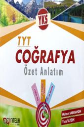 Tyt Coğrafya Özet Anlatım Nitelik Yayınları