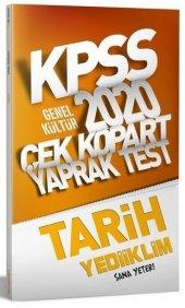 2020 Kpss Tarih Çek Kopart Yaprak Test...