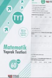 Tyt Matematik Yaprak Testleri Nitelik Yayınları