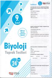 9. Sınıf Biyoloji Yaprak Testleri Nitelik...