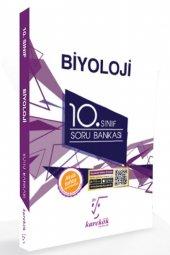 10.Sınıf Biyoloji Soru Bankası Karekök Yayınarı