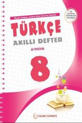 8. Sınıf Türkçe Akıllı Defter Palme Kitabevi...