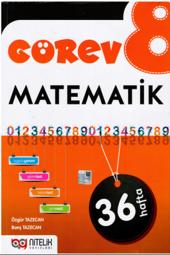 8.sınıf Görev Matematik Soru Bankası Nitelik...